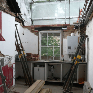 Wimbledon flat refurbishment