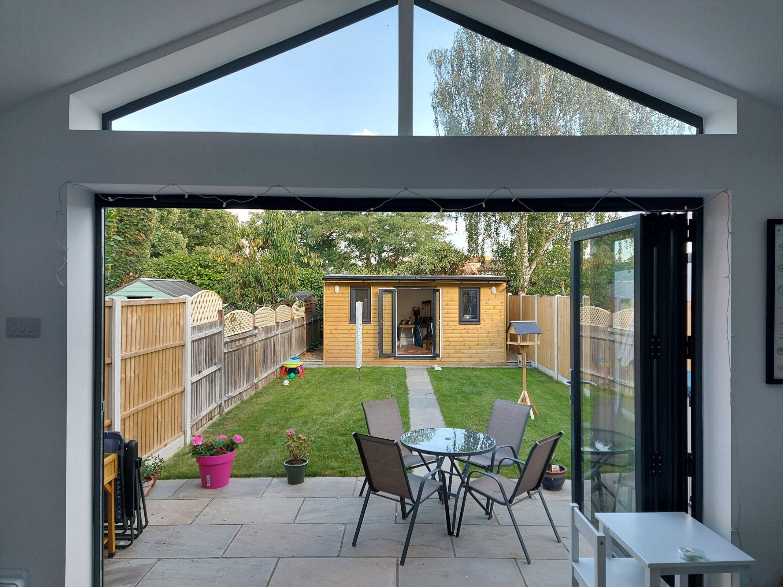 Kitchen Extension in Walton-on-Thames