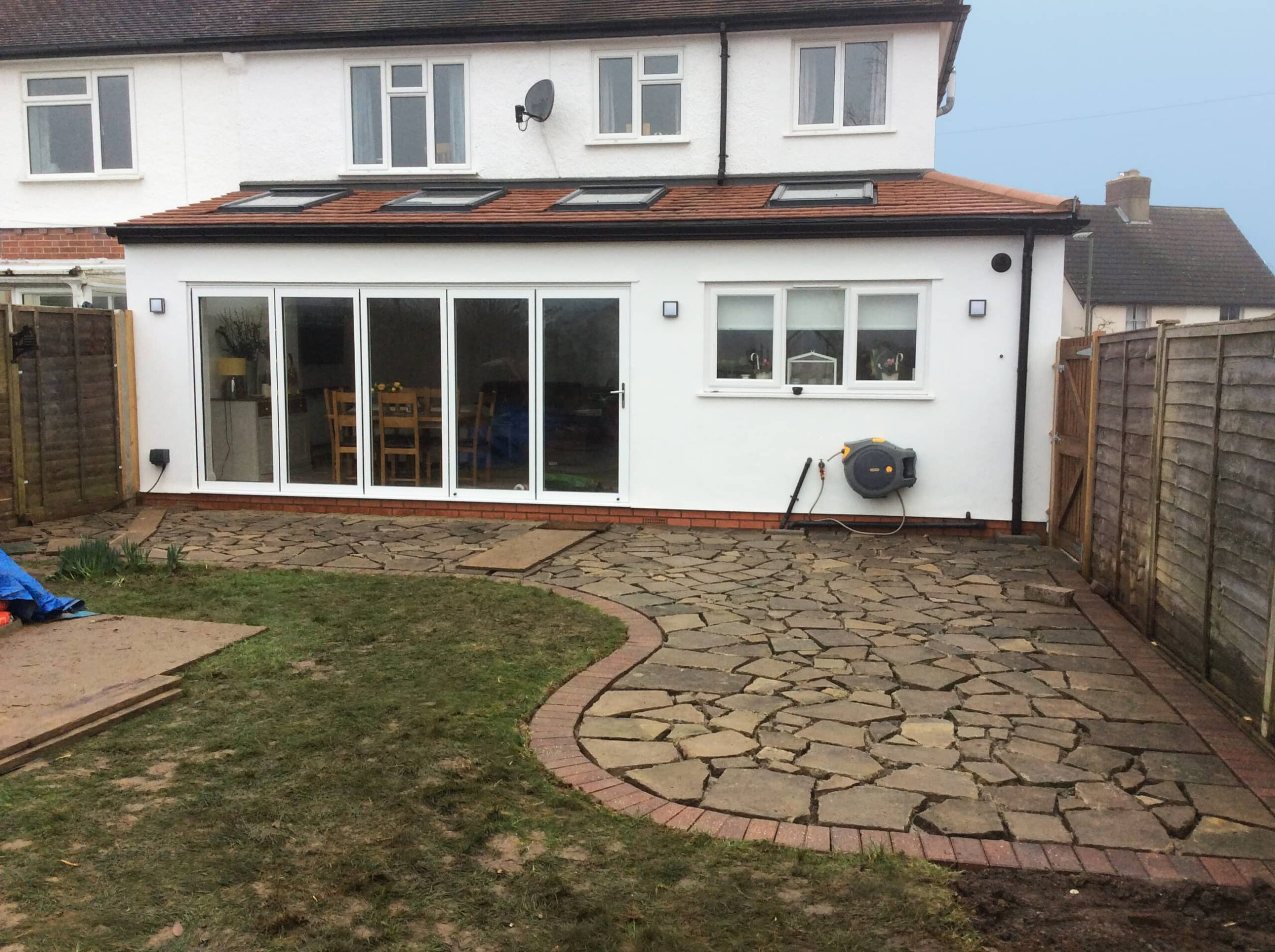 Kitchen Extension in Kingswood