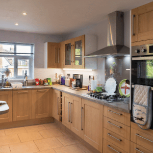 Anderson kitchen extension