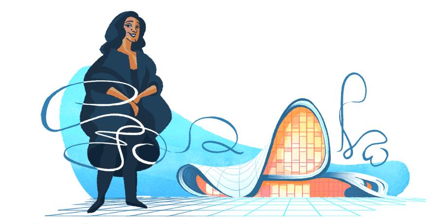 Why Does Google Love Zaha Hadid?