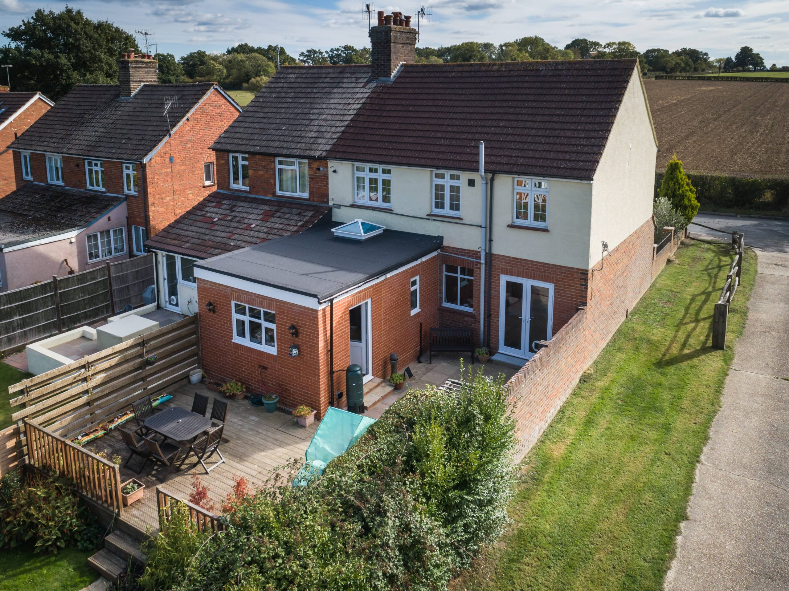 Kitchen extension in Surrey