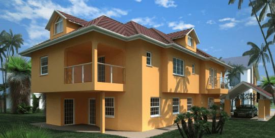 Morant Bay Villa, Jamaica