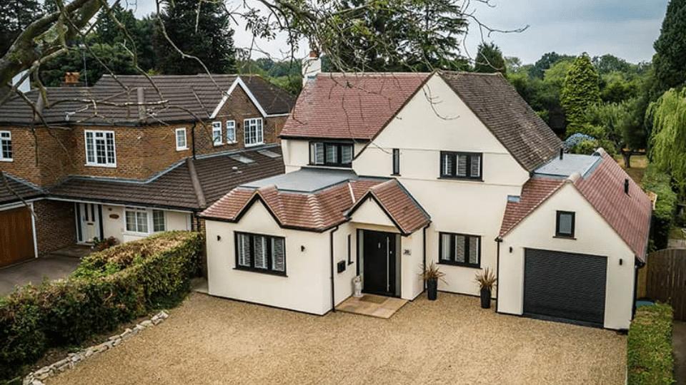 Chaldon Common Road – Family House Modernisation