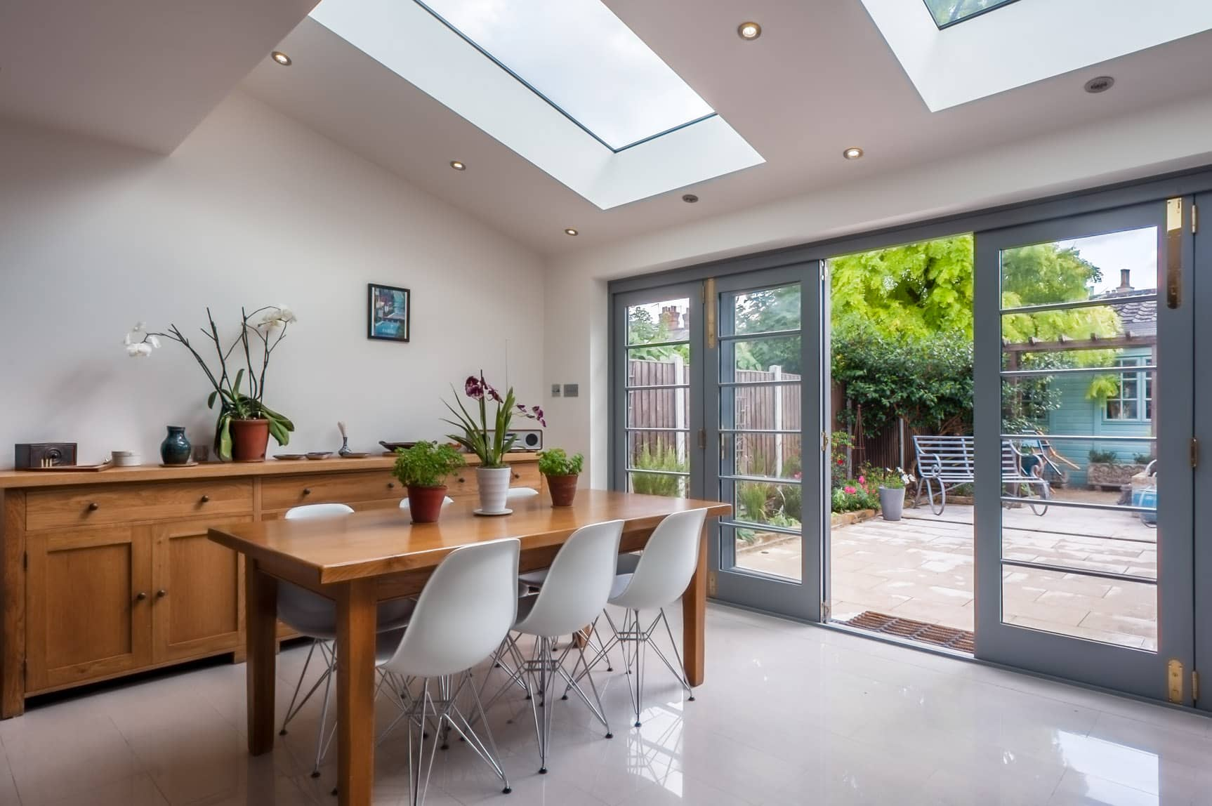 5 ways to give your rear extension some wow