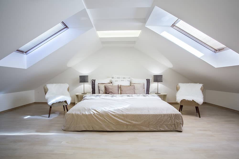Going up! Three steps to loft conversion heaven