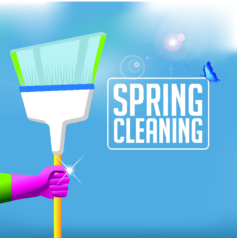 Time To Spring Clean – Part 2