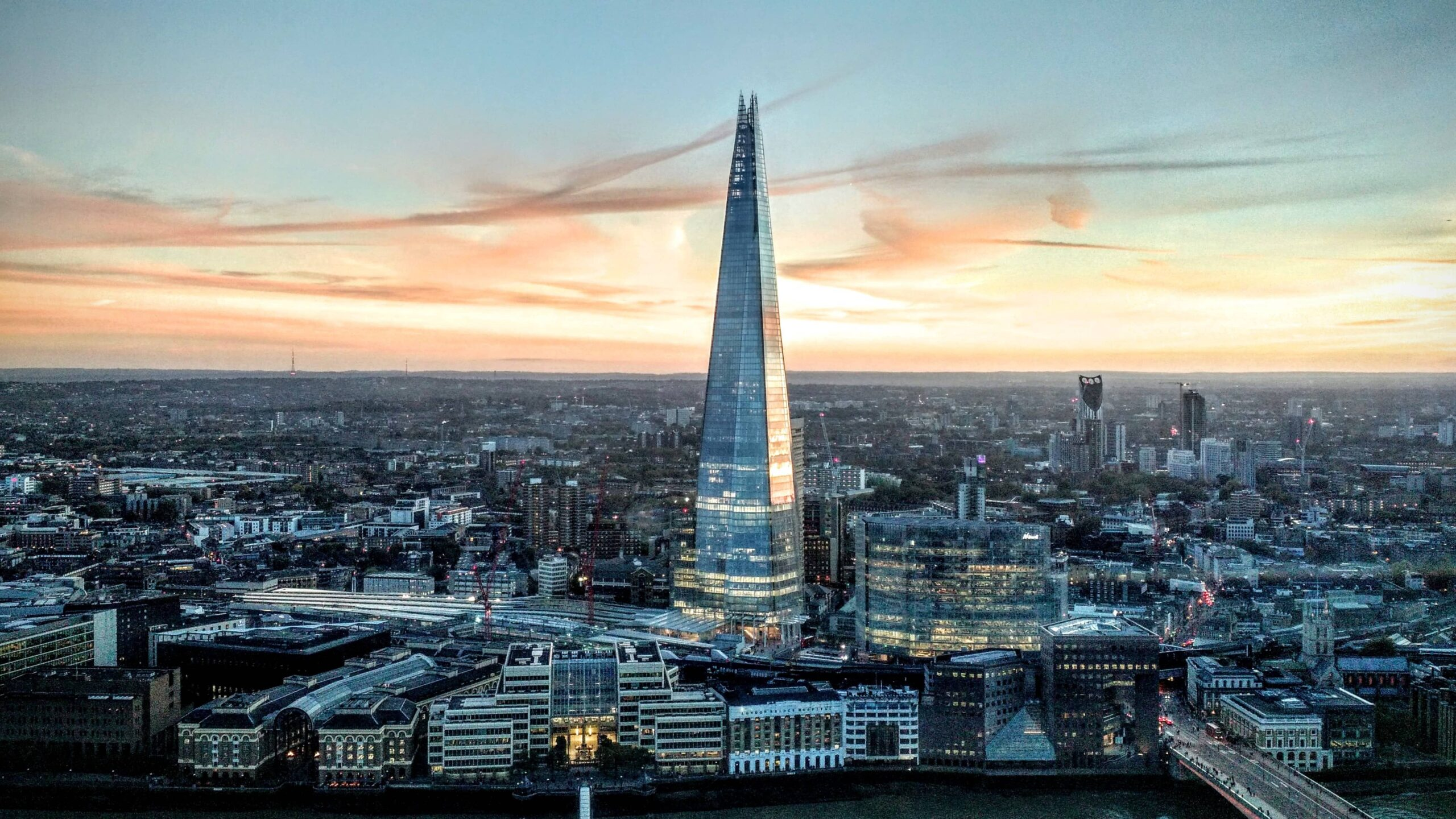 iconic architecture from around the UK